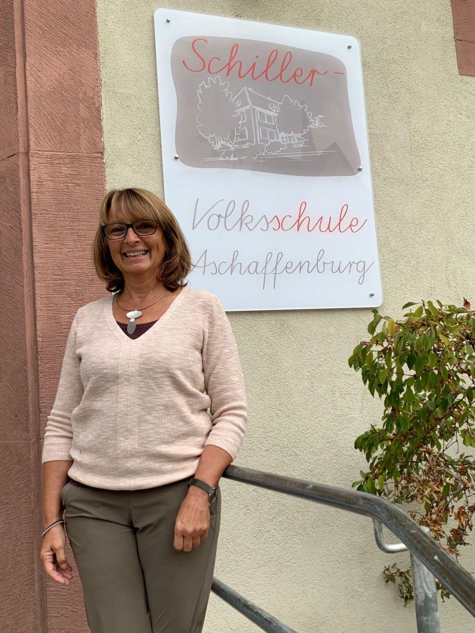 Barbara Feser Schillerschule Aschaffenburg